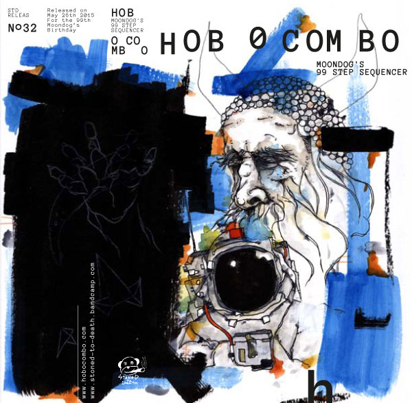 Hobocombo Moondog's 99 Step Sequencer EP